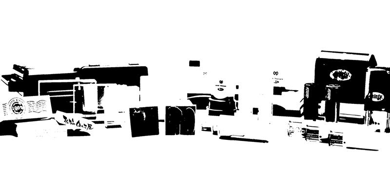 モノクロ画像変換